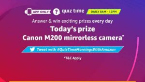 Canon M200 Mirrorless Camera