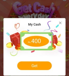 UC Browser Mini Get Cash Everyday