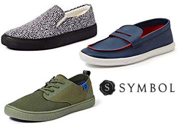 Symbol Men's Sneakers