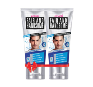 [Superb] Fair and Handsome Face Wash (Pack of 2) In Just ₹160