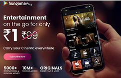 Hungama Music Rupay Card Offer