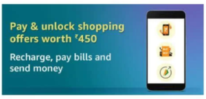 Amazon Unlock Recharge Offer