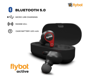 Flybot True Wireless Sports Ear Buds