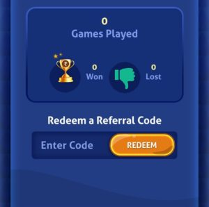 Ludo Supreme Referral Code