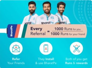 BharatPe App Refer Earn