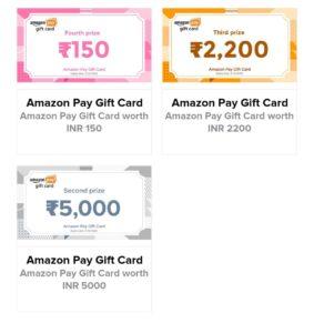 TikTok Refer Earn Amazon Voucher