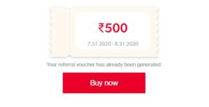 OnePlus Flat ₹500 Off Coupons
