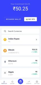 CoinSwitch Kuber Refer Earn