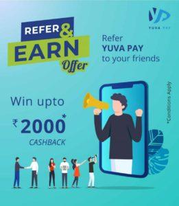 Yuva Pay Refer & Earn