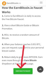 EarnBitcoin.io Refer Earn