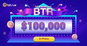 Bitrue Refer Earn Lottery Tickets