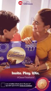 Play Jio Celebration Rakhi Game