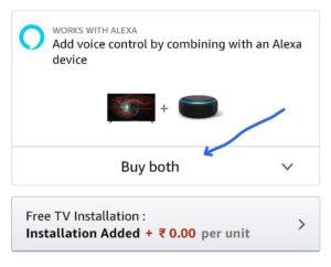OnePlus TV Next Flash Sale Date