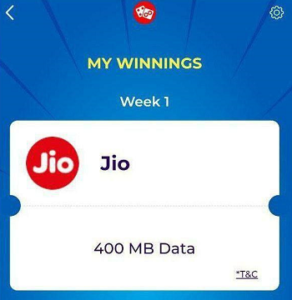 Jio Cadbury Perk Offer Free 4G Data