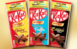 Amazon Kitkat Loot - 1 Year Prime Membership For FREE