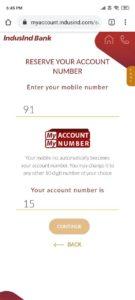 IndusInd Bank Account Refer Earn
