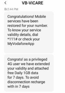 Vi Free Data Tricks