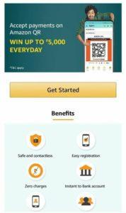 Amazon Pay Merchant Offer