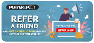 PlayerzPot Referral Code & offers