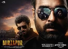How To Watch Mirzapur 2 Web Series Free