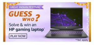 Amazon Guess Who Quiz Answers