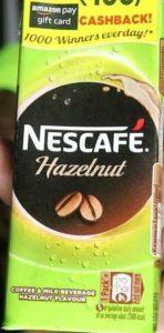 Nescafe Amazon Offer