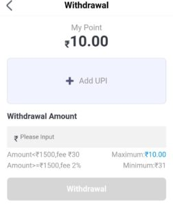 Fiewin App Refer Earn Free PayTM Cash