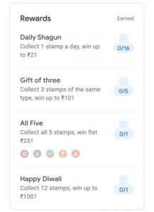 Google Pay Har Din Diwali