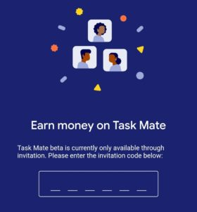 Google Task Mate Invitation Code