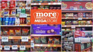 MORE Store Cadbury Loot