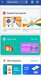 MyJio Prize Of The Day Lucky Draw Offer
