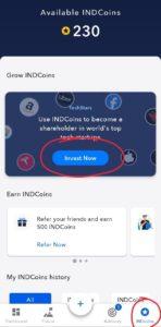 IND Money App Refer Earn