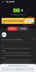 Mx TakaTak invite Code