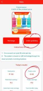 Envoy Order Grabbing App Refer Earn