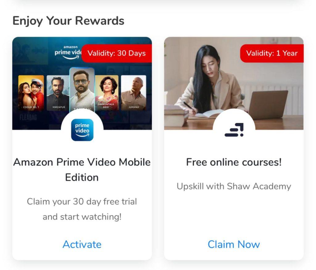 Amazon Prime Videos Free Trial :