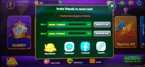 RummyClub App Refer Earn