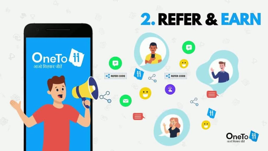OneTo11 Refer and Code