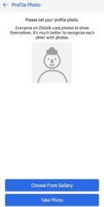 ZikTalk App Refer Earn ZIK Tokens
