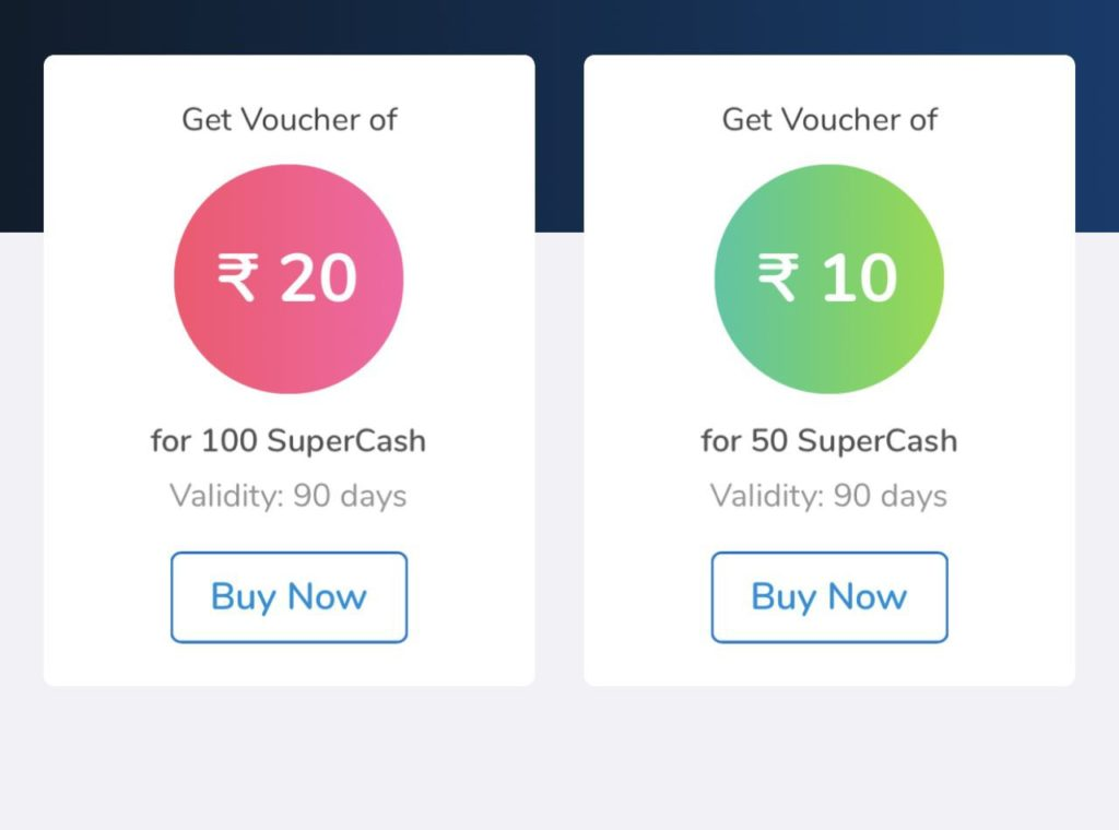 How To Use Full Mobikwik Supercash To Get Rs.20 or Rs.10 Recharge