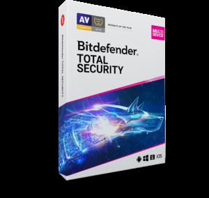 Get Bitdefender Total Security 2021 VPN Free For 6 Months   All User