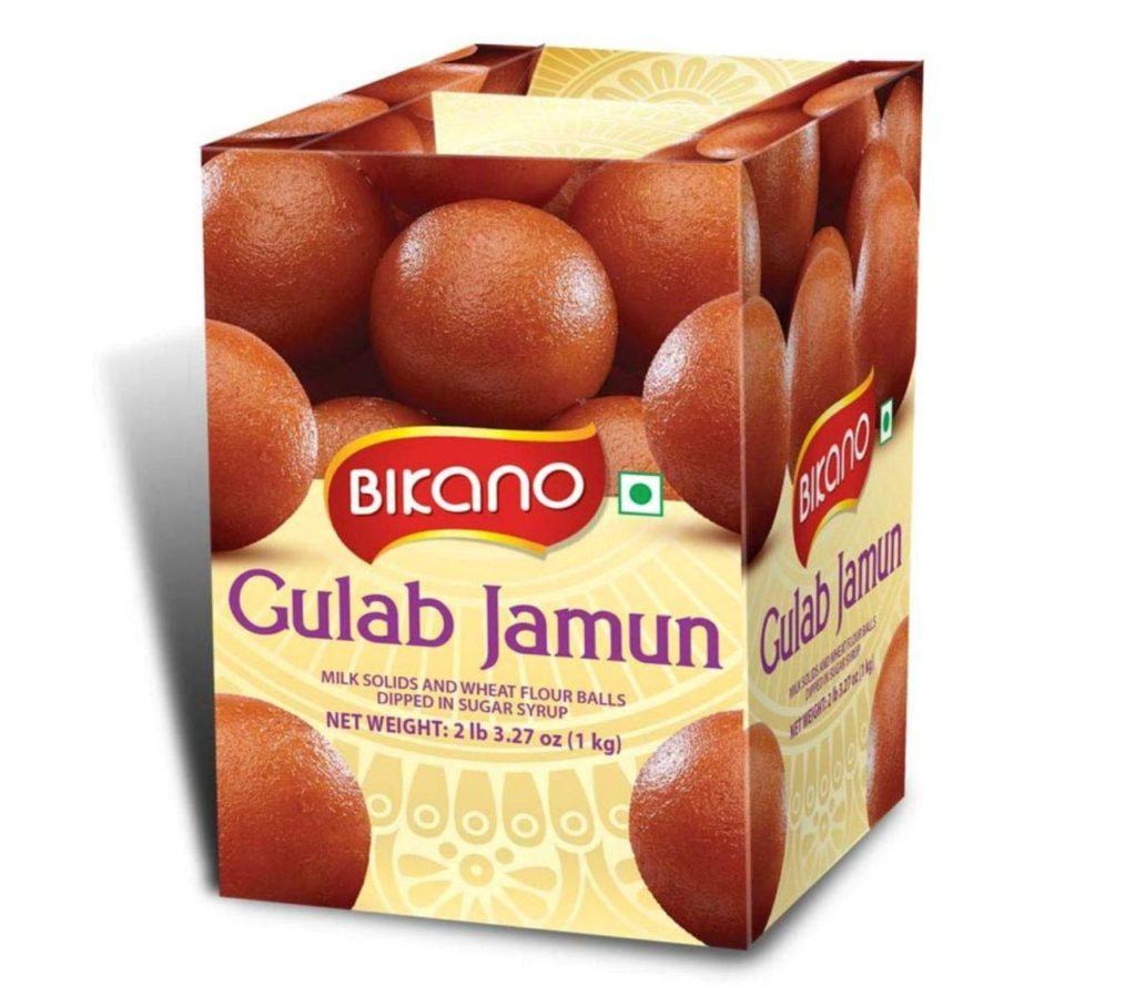 BIKANO Gulab Jamun, 1kg Deal
