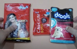 Drool Dog Food Free Sample Loot