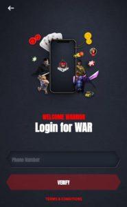 EWar Games App Refer Earn Free PayTM Cash