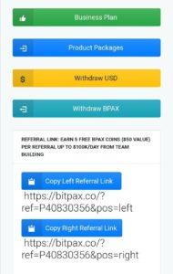 BitPax BPAX Tokens Air Drop