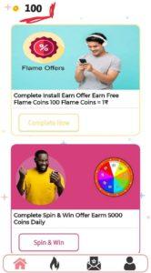 Flame App Refer Earn Free PayTM Cash