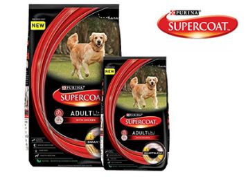 any of this Supercoat puppy, Supercoat Adult, Supercoat Small breed, Supercoat healthy weight