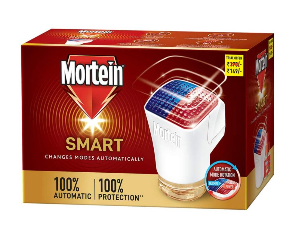 [Useful Deal] Mortein Mosquito Killer Machine & Refill @ Just Rs.89