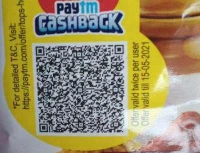 PayTM Scan offer