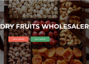 Dry Fruits Shoppy Free Samples