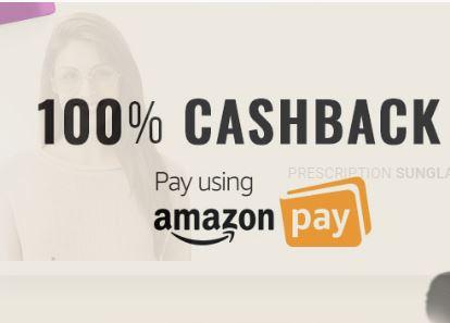 Amazon Cashback Offer